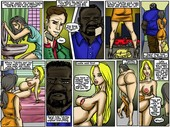ILLUSTRATEDINTERRACIAL - THE MOTEL