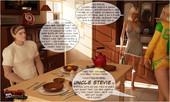Incest 3D Chronicles - Uncle Urriving – Part 1-2