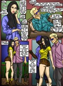 Illustratedinterracial - Runin A Train 2