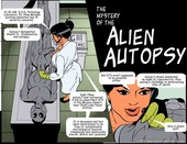 Slid - The Mystery of the Alien Autopsy
