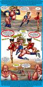 Smudge - WOFS Bluebird The Super Heroine 1-8