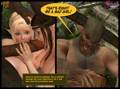 Shemale3DComics - Elven Fun 3D