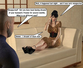 John Persons - DARKLORD 3D Interracial Comix