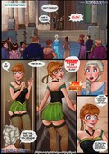 Frozen Parody - Unfrozen vol 1-2 - NEW