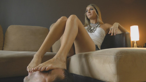 Felicia's Personal Footstool - (Full HD 1080p Version)