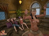Sheanimale - The_Belly_Dancer