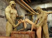 Blackadder - Monster Sex 01