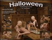 Blackadder - Halloween