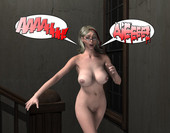 Crazyxxx3dworld - The Haunting Of The Old Quest House 1-5