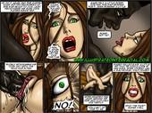 IllustratedInterracial – Flаg Girls