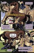 Super Heroine Comixxx Collection Milfs Porn Comics