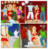 Interracial Sex Misc Porn Comics