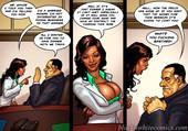 Misc Comics About Interracial Sex