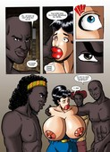 Compilation of new comics on Marthe's Interracial - 2016