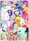EquestriaUntamed Collection Furry Comics