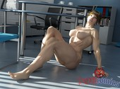 Romcomics Exclusive Muscular girls (Completed)