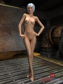 Romcomics Exclusive 3D Arts of Girls  part 13 (Completed)
