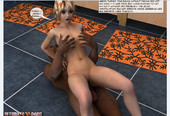 ULTIMATE 3D PORN - STEAMY ENCOUNTER TINA AND AARON