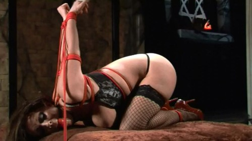 stockings and nylons bondage wmv