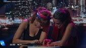 Luli Fernandez and Julieta Cayetina hot cleavage on TV damageinc videos HD