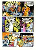 Hustler Comix Retro English