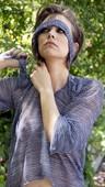 Lauren Cohan Sin Sujetador Transparentando Tetas