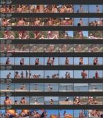 Girls Nude Nudist Beach Voyeur Ass Pussy Tits (NudeBeach sb15024-15032)