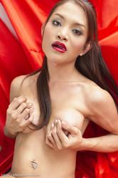 Lekila Red Satin Lover