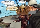 Updated BlacknWhitecomics - The Mayor 2 - 55 pages