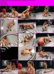 UltimateSurrender.com [01.17.2006] Christina Carter, Crimson Ninja - The Ninja (14-2) vs Da Bomb (0-1) Thumbnail