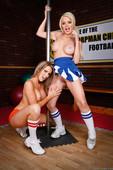 Alexis Ford & Courtney Cummz - Cheering Chesticles (posing) o6olm24oie.jpg
