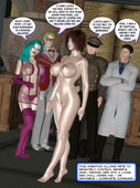 Metrobay comix - Grime City Stories The New Toy 1-6