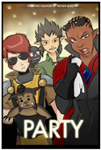 Updated Clumzor - The Party 1-7 - 406 pages
