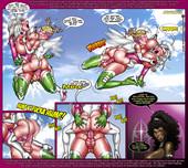 Smudge - Lady Long Stroke Vs Angel