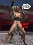 Captured heroines - The Fearsome Feline Returns chapter 1-5