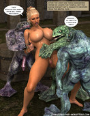 Amazons & Monsters - Sorceresss Blunder 1-3