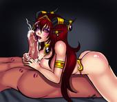 warcraft porn parody