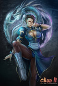 Fantasy girls in Felox08 artwork updated - 2019