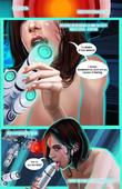 New comic by TeaseComix - Livia Lust ch 2