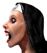 Horror art by Mikhail Glukhov