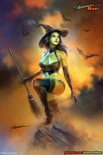 Great pinups by Shannon Maer